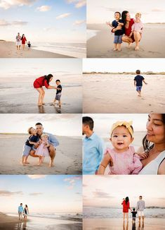 Inspiration for Family Lifestyle Beach Photos, Virginia Beach Photographer, Melissa Bliss Photography