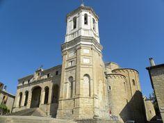 Catedral de San Vicente mártir de Roda de Isábena - Huesca