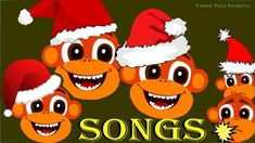 Full Movie Best Merry Christmas SONGS Happy New Year Animation