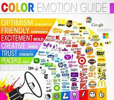 Maybe the best article about the psychology of colors in branding