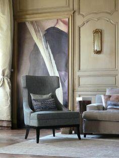 Interior Design Philosophy – Exclusive Interview With Jorge Cañete Best Interior, Home Interior, Interior Decorating, Decorating Ideas, Luxury Furniture, Furniture Design, Famous Interior Designers, Interiores Design, Decoration