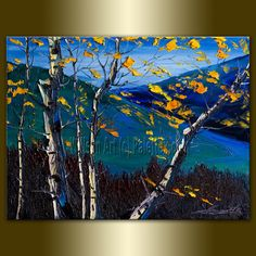 http://www.etsy.com/listing/94395364/original-birch-landscape-painting-oil-on