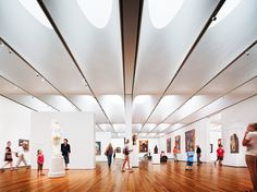 North Carolina Museum of Art by Thomas Phifer