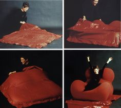 Gaetano Pesce's 1969 UP Series; An Ironic Tale of Success - Modernica Blog