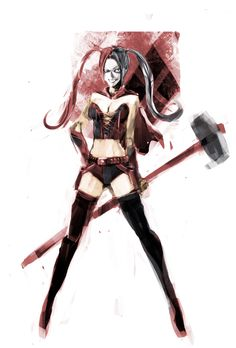 Harley Quinn - Naratani
