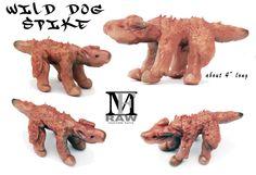 wild dog SPIKE