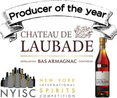 Chateau de Laubade: Producer of the Year!