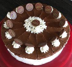 Schokoladen - Bananen Torte