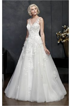 Exquisite Ball Gown Sleeveless Chapel Train Empire Lace-up Wedding Dresses