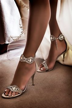 5cb6b212b17 Shop vogue open toe rhinestone stiletto high heels sandals on sale at  Tidestore with trendy design and good price. Come and find more fashion  High Heel ...
