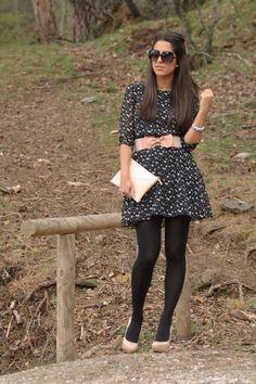 Vestido estrellas - Womens Fashion Clothing at Sheinside.com
