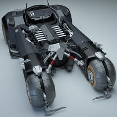 batmobil white knight 3D model Batman Car, Batman Batmobile, Im Batman, Armor Concept, Concept Cars, Futuristic Art, Dc Comics Art, Lego, Nightwing