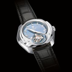 Franc Vila Inaccessible Tourbillon Répétition Minute Hand-wound Watch - For more information please: http://www.boxfox1.com/2015/06/franc-vila-inaccessible-tourbillon.html