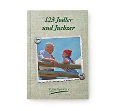 Büchlein mit Noten und Texten zu 123 Jodlern und Juchzern, herausgegeben vom Steirischen Volksliedwerk – jetzt bei Servus am Marktplatz kaufen. Baseball Cards, Books, Sheet Music, Libros, Book, Book Illustrations, Libri