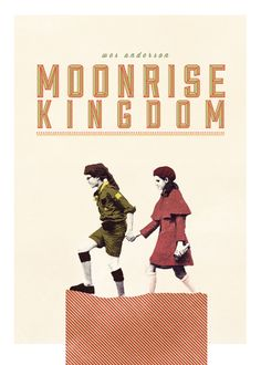 Moonrise Kingdom - one of my favourite movies of 2012.