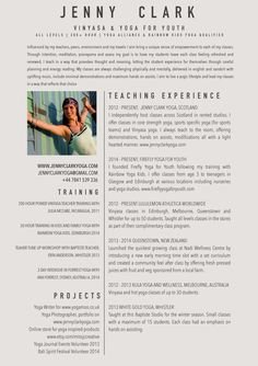 Dance resume can be used for both novice and professional
