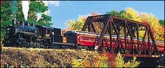 New England Fall Foliage Trains – Scenic Views Without The Traffic : Wicked Good Travel Tips, Top Travel Tips, Unique Vacations, Travel Deals