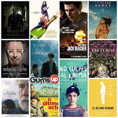 Estrenos para que gastes tus Gums con entradas de cine! http://www.gumsup.com