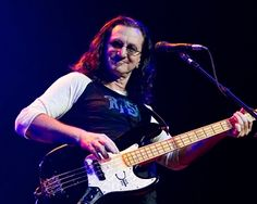 geddy lee rush