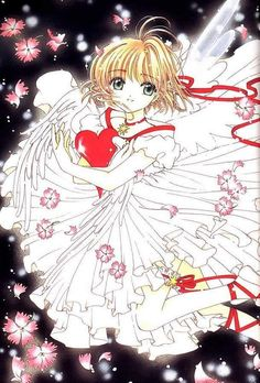 Cardcaptor Sakura. Because, well, I saw Tsubasa Chronicle and wanted to see the original Sakura and Syaoran. ^.^
