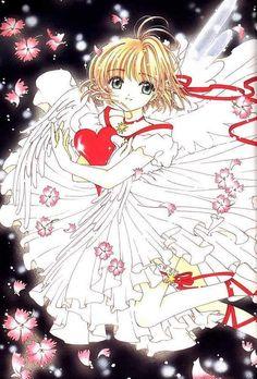 Cardcaptor Sakura. Because, well, I saw Tsubasa Chronicle and wanted to see the original Sakura and Syaoran. ^.^