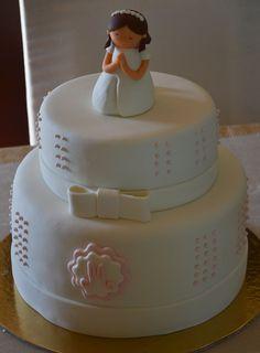 bolo tema primeira comunhão - Pesquisa do Google