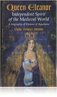 Eleanor of Aquataine - on of the most fascinating women in medieval history. Queen to both the Kings of France and England and mother of 2 of our most notable Kings Richard the Lionheart and King John