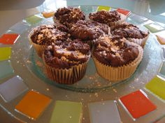 Chocolate Pumpkin Muffins...chocolate cake mix and small can of pumpkin. One person who commented states she adds 1/3 cup applesauce.