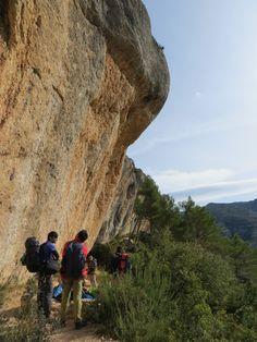 Searc&climb mission / Margalef