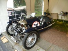 Racing Event Steampunk