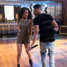 """Empire's Jamila Velazquez Reveals Things Will """"Get a Little Steamier"""" With Hakeem and Laura: Glamour.com"""