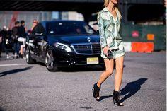 不可錯過!紐約時裝周的精彩街拍瞬間