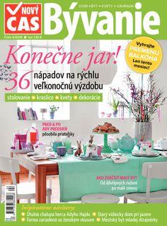 Zariaďte si domov podľa najnovších trendov. Výhodné predplatné na http://istanok.cas.sk/ringier-predplatne/novy-cas-byvanie.html