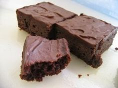 Homemade Chocolate Fudge Brownies Recipe - A very easy-to-prepare recipe with step-by-step instructions. A delicious dessert you must try!