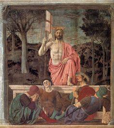 Piero della Francesca was a painter of the Early Renaissance. Piero della Francesca biographical information and works of art. Renaissance Kunst, Renaissance Paintings, Italian Renaissance, Italian Painters, Caravaggio, Italian Art, Christian Art, Religious Art, Famous Artists