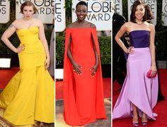 Golden Globes 2014: Red Carpet Fashion
