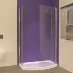Looking for Ideas for Small Bathrooms? UniArc Hinged Walk In Shower Enclosure With Tray by Unishower, http://www.amazon.co.uk/dp/B00BBH3N9Q/ref=cm_sw_r_pi_dp_Wfyqtb0DN62EP  The hinged glass shower screens will swing outwards and inwards, giving improved access and making it easier to clean. For more small bathroom ideas visit our website: http://www.unishower.co.uk