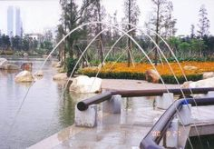 Interactive Fountain Play Areas | ... specification of fountain laminar nozzles our range of fountain