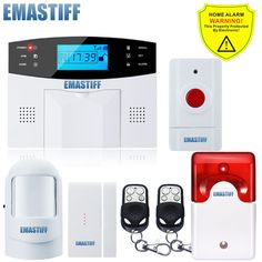 ==> [Free Shipping] Buy Best APP English/Russian/French/SpanishVoice Wired Wireless SOS Panic Button LCD Home Security GSM SMS Alarm System Auto Dialer Online with LOWEST Price | 32739193545