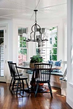 Bay Window Seating Styles