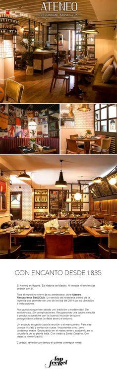 Ateneo Restaurante Bar