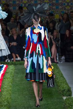 "Macro-trend:""Bio-dynamic"" Mirco-trend:""Sublime-Slime"" Thom Browne Spring 2015 Ready-to-Wear - Collection - Gallery - Style.com"