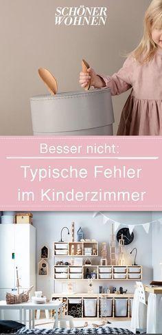 14 typische Wohnirrtümer im Kinderzimmer - die sich leicht vermeiden lassen. #kinderzimmer #kids #wohnen #ikea #kidsroom #fermliving