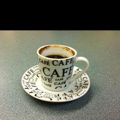 A little cup of Armenian coffee