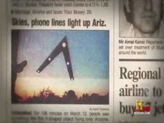 Governor Admits to GOVERNMENT UFO COVERUP!!!  The Phoenix Lights.  LOOKS LIKE THE RETURN OF THE GIANT HUMANOIDS IN THIS GIANT UFO WITNESSED IN ARIZONA NIGHT SKY ON MARCH 13, 1997.