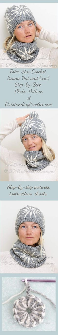 Check it out! Patterns for your outstanding crochet!