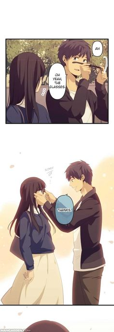 Manga ReLIFE - Chapter 175 - Page 9