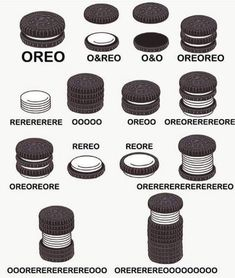 Just in case you were wondering what your style of Oreo is called. – Just in case you were wondering what your style of Oreo is called. Crazy Funny Memes, Really Funny Memes, Funny Pins, Stupid Funny Memes, Funny Relatable Memes, Haha Funny, Funny Stuff, Puns Hilarious, Funny Humour