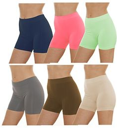 2 Pack Womens Seamless Stretch Yoga Exercise Shorts 6 Pack >>> Check out this great product. (This is an affiliate link) Seamless Leggings, Women's Shorts, 6 Packs, Workout Shorts, Yoga Fitness, Stretches, Biker, Gym Shorts Womens, Exercise