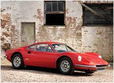 Ferrari Dino 246 Red